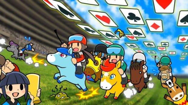 Pocket Card Jockey - Game Freak