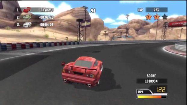 Cars Race-O-Rama