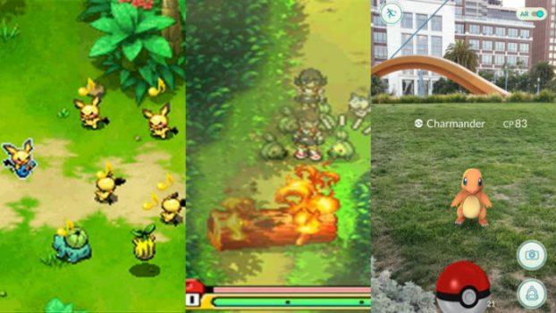 Pokemon Ranger: Shadows of Almia, Pokemon Ranger: Guardian Signs, and Pokemon GO - 68