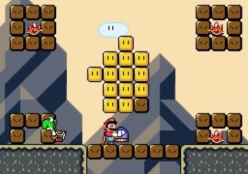 Super Mario World, Super Mario Odyssey