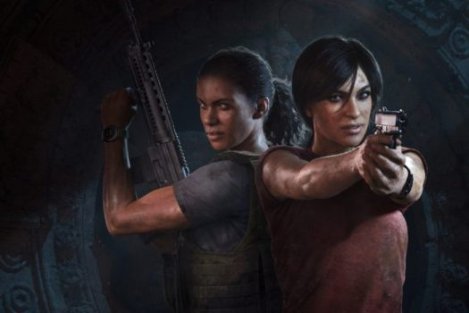 Uncharted: The Lost Legacy - Aug. 22