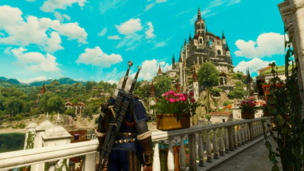 Beauclair - The Witcher 3: Blood and Wine