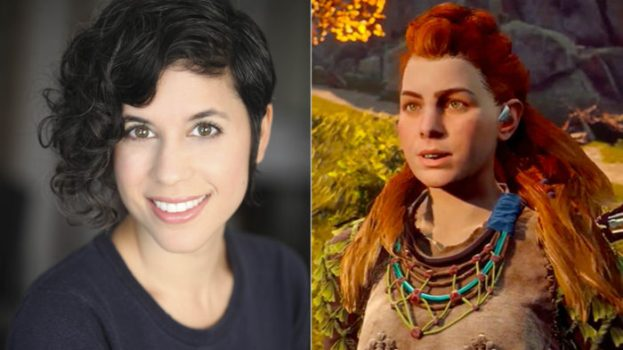 Meet The Voice Actors Of Horizon Zero Dawn S Cast