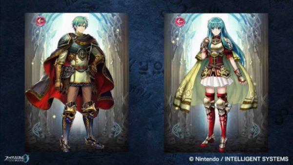 Fire Emblem Heroes Ephraim Eirika