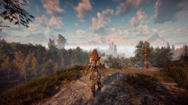 Horizon Zero Dawn, ending, things to do after, after beating, beat the game, endgame, post game
