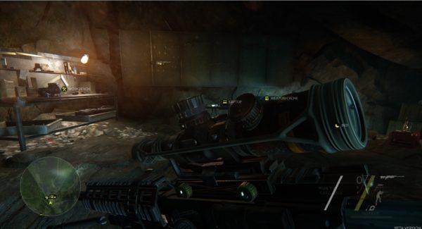 Sniper Ghost Warrior, Base, Sniper Lair Delta