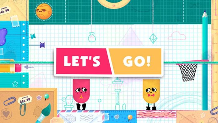 Nintendo, Snipperclips is a switch launch title