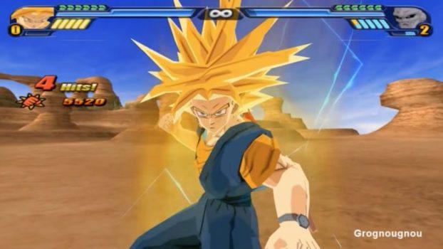 Goku and Trunks