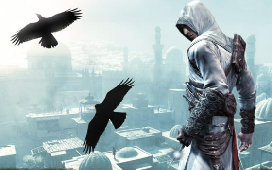 assassin's creed, altair