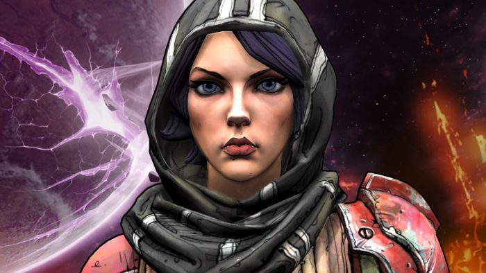 Athena Tales from the Borderlands