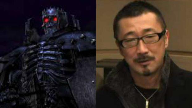 Skeleton Knight - Akio Otsuka