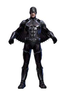 Black Bolt ANAD