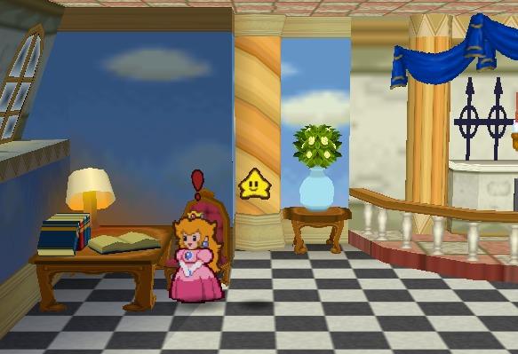 princess peach, peach, paper mario