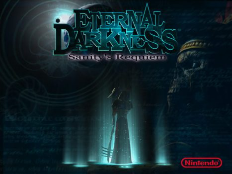 GameCube, Eternal Darkness, Horror Game