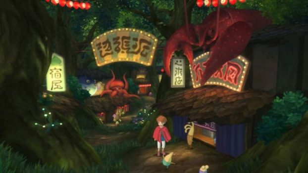 The Fairyground - Ni No Kuni