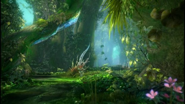 Sunleth Waterscape (Final Fantasy XIII)