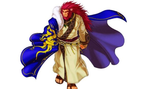 Caineghis (Path of Radiance and Radiant Dawn)