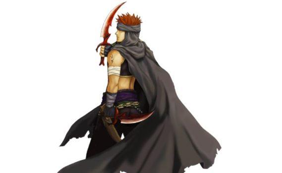 Jaffar (The Blazing Blade)