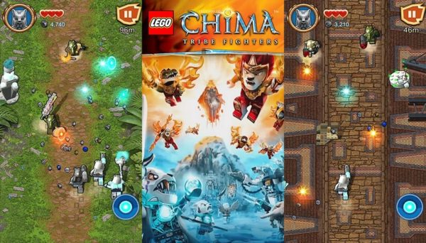 legends of chima tribe fighters
