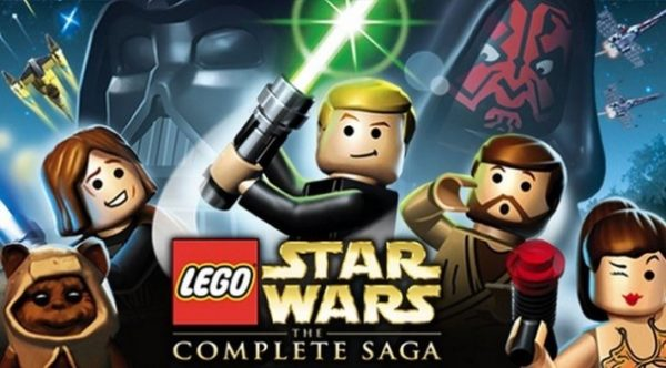 lego star wars complete