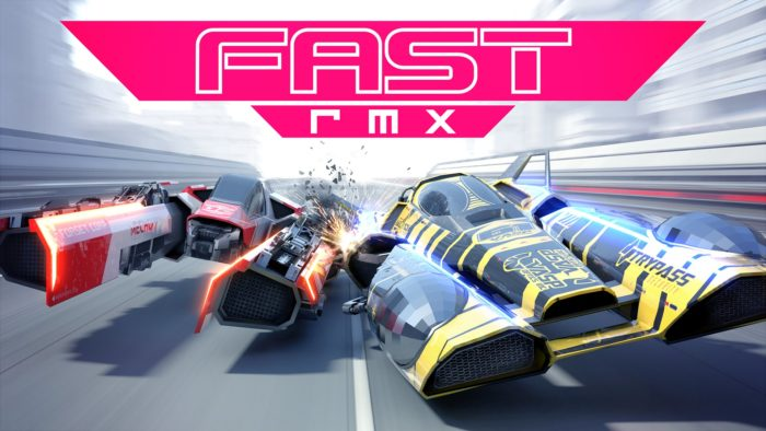 fNintendo, ast rmx, fast racing neo, switch