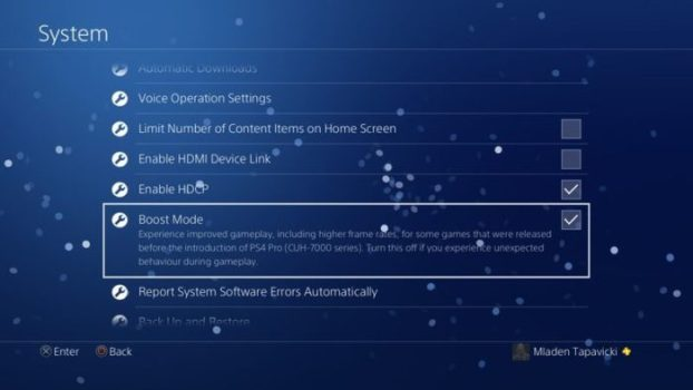Get the Most Out of Your PS4 Pro With Boost Mode