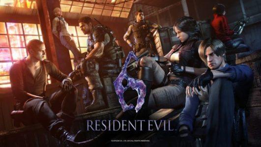 resident evil, horror games