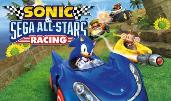 14) SONIC & SEGA ALL-STARS RACING - 78
