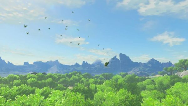 Breath of the Wild, The Legend of Zelda, Switch