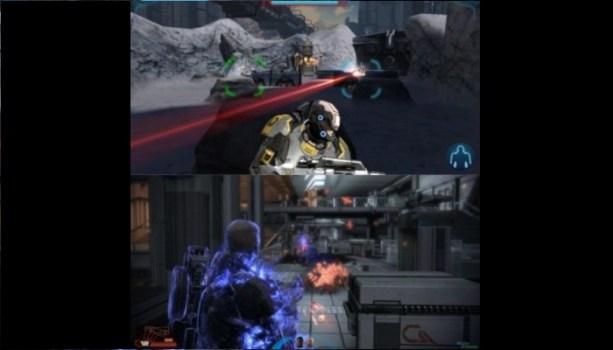 Pure Combat - Mass Effect 1 / Mass Effect 2