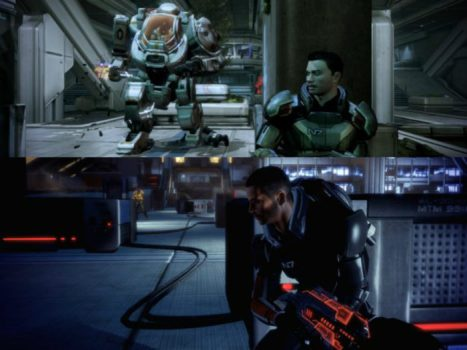 In Cover - Mass Effect 1 / Mass Effect 2