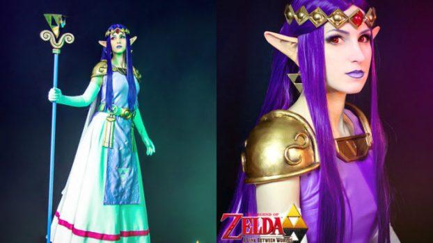 Princess Hilda - A Link Between Worlds