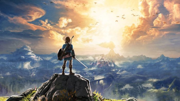 breath of the wild, nintendo, exclusives, odyssey
