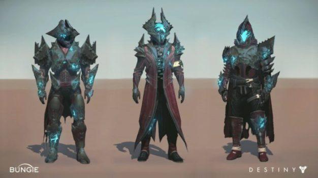 King's Fall Armor Concept