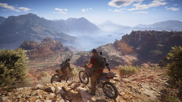 Ghost Recon: Wildlands, Ghost Recon Wildlands