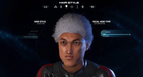 mass effect andromeda facial hair 0