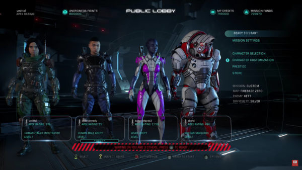mass effect multi