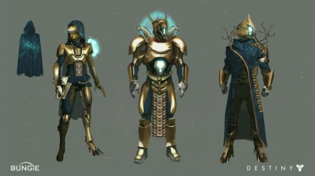 Vault of Glass Armor Concept