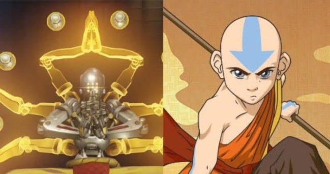 Zenyatta Would Be... Aang