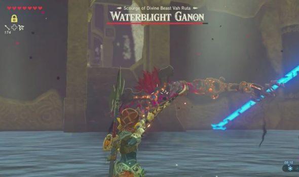 Waterblight Ganon - The Legend of Zelda: Breath of the Wild