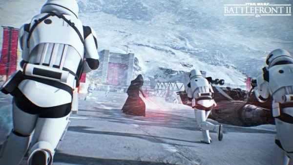 Star Wars Battlefront II, best xbox one couch co op games, best xbox one local multiplayer games