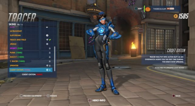 All Of The New Overwatch Uprising Events Skins