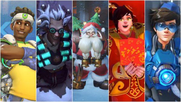 Overwatch, ranking, brawls, seasonal event, event
