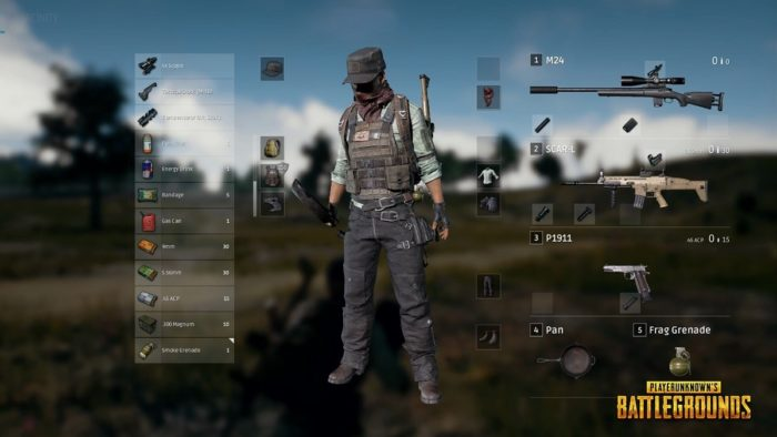 PUBG How To Get Clothes