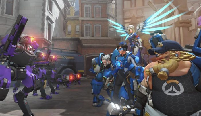 uprising, brawl, seasonal event, overwatch