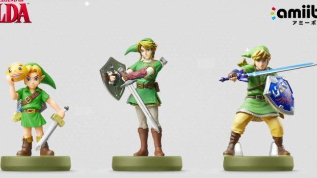 The amiibo Family Gets a Few New Members