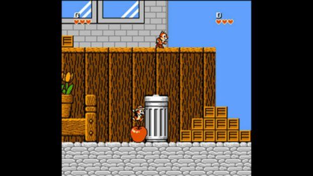 12. Chip 'n Dale: Rescue Rangers (NES)