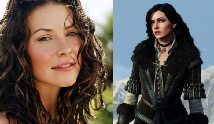 The Witcher, witcher, netflix, show, series, tv, cast, casting, actresses, yennefer