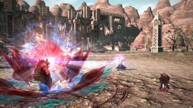 5: Final Fantasy XIV