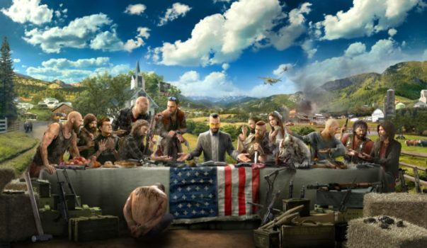 4. Far Cry 5 - 500K per Day